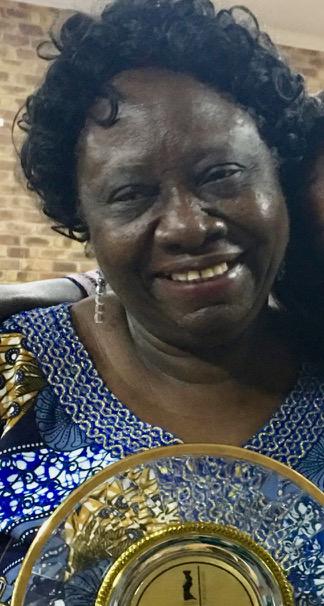 Elder Monique Misenga Mukuna, founder of Woman Cradle of Abundance
