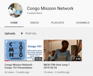 Link to CMN YouTube Channel