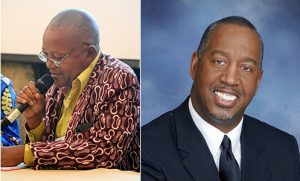 The Rev. Kabala Mboyamba, the Rev. Jimmie Ray Hawkins to speak Nov. 14.