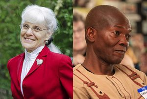 Dr. Elsie McKee, Rev. Simon Kabue Mbala to speak Nov. 7